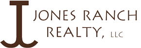 Jones Ranches – Texas Hill Country Ranch and Land Sales Logo